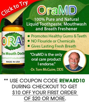 ORAMD - mouth & gums care