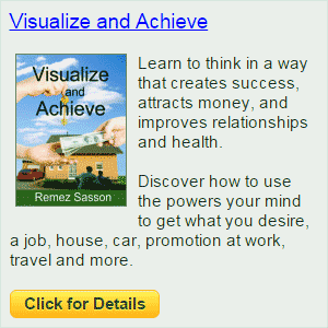visualize and achieve